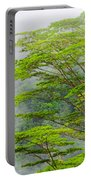Tropical Forest, Seychelles Portable Battery Charger