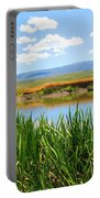Turkey Countryside Portable Battery Charger
