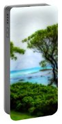 Turtle Bay View Portable Battery Charger