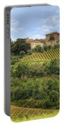 Tuscany - Castelnuovo Dell'abate Portable Battery Charger