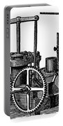 Twin-screw Steamer, 1878 Portable Battery Charger