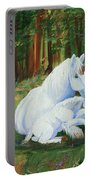 Unicorns Lap Portable Battery Charger