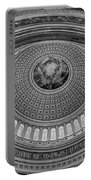 Us Capitol Rotunda Portable Battery Charger