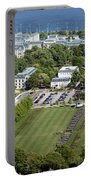 Us Naval Academy Portable Battery Charger