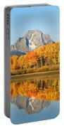 Usa, Grand Teton National Park Wyoming Portable Battery Charger