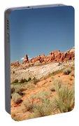 Utah Landscape 3 Portable Battery Charger