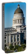 Utah State Capitol Building, Salt Lake Portable Battery Charger
