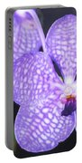 Vanda Orchid Portable Battery Charger