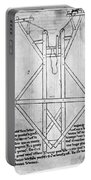 Villard De Honnecourt (c1225-c1250) Portable Battery Charger