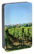 Vineyard, Alsace, France Portable Battery Charger