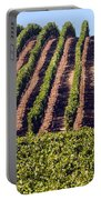 Vineyard Rows Portable Battery Charger