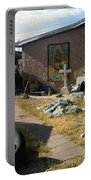 Virgin Of Guadalupe Shrine Casa Grande Arizona 2004 Portable Battery Charger
