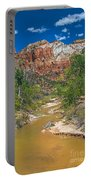 Virgin River Portable Battery Charger