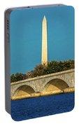 Washington D.c. - Memorial Bridge Spans Portable Battery Charger