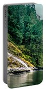 Waterfall Jervis Inlet Portable Battery Charger