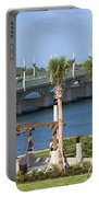 Waterfront Park St Augustine Florida Portable Battery Charger