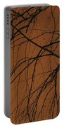 Weeping Birches Portable Battery Charger
