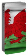 Welsh Flag Portable Battery Charger