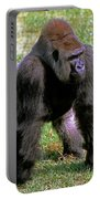 Western Lowland Gorilla Silverback Portable Battery Charger