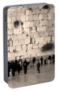 Western Wall Photopaint One Portable Battery Charger