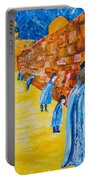 Western Wall Portable Battery Charger