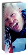 Billy Idol - Whiplash Smile Portable Battery Charger