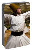 Whirling Dervishes Portable Battery Charger