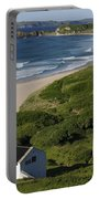 White Park Bay, Ireland Portable Battery Charger