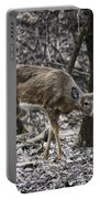 White-tail Deer Portable Battery Charger