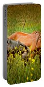 Wild Horses In California Series 2 Portable Battery Charger