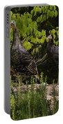 Wild Turkey Meleagris Gallopavo Portable Battery Charger