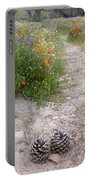 Wildflower Wonderland 11 Portable Battery Charger