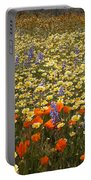 Wildflower Wonderland 9 Portable Battery Charger