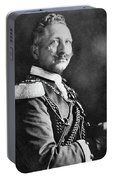 Wilhelm II (1859-1941) Portable Battery Charger