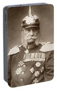 William I Of Prussia (1797-1888) Portable Battery Charger