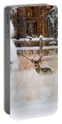 Winter Doe Portable Battery Charger