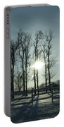Winter Sunrise 2014 01 Portable Battery Charger