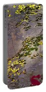Wissahickon Autumn Portable Battery Charger by Bill Cannon