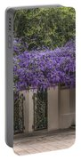 Wisteria Arbor Portable Battery Charger