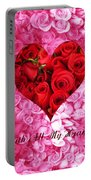 With All My Heart... Portable Battery Charger