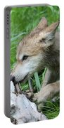 Wolf Pup Portable Battery Charger
