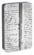 Wolfe Journal, 1759 Portable Battery Charger