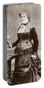 Women's Fashion, 1880s Portable Battery Charger