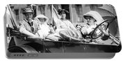 Women's Suffrage, 1913 Portable Battery Charger