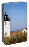 Wood End Lighthouse Portable Battery Charger