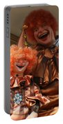 World Famous Clown From 1936 Portable Battery Charger