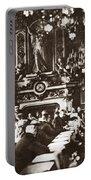 World War I Paris, 1919 Portable Battery Charger