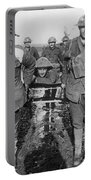 World War I: Soldiers Portable Battery Charger