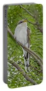 Yellow-billed Cuckoo Portable Battery Charger