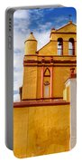 Yellow Colonial Church Portable Battery Charger